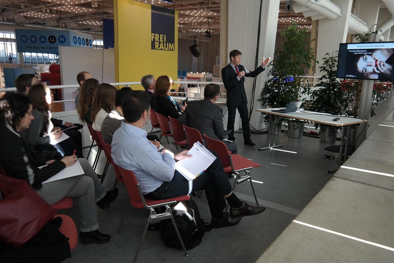 conference presentation entreprise